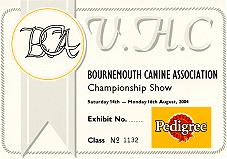 Bournemouth Canine Association