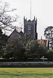 The Church of St Mary Magdalene, Sandringham